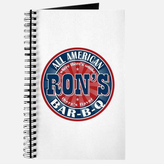 Ron's All American BBQ Journal