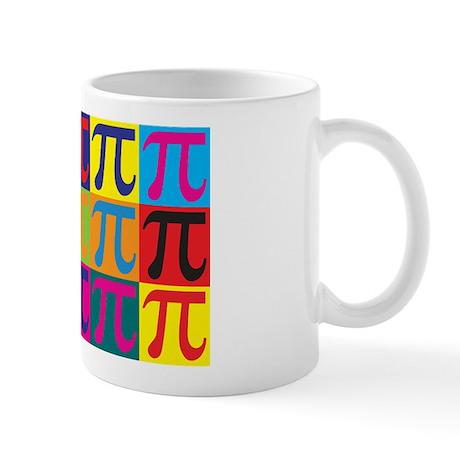 Math Pop Art Mug