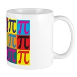 Pi Small Mugs (11 oz)