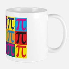 Math Pop Art Small Small Mug
