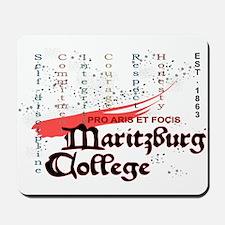 Maritzburg Values Mousepad