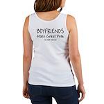 """""""Boyfriends Make Great Pets"""" Tank Top"""