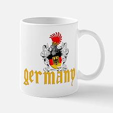 Germany Shield Mug
