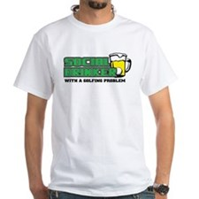 Golf Social Drinker Shirt