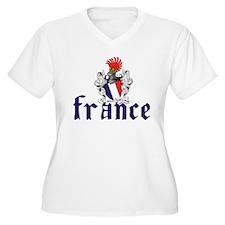 France Shield T-Shirt