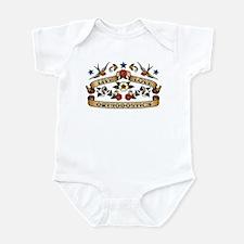 Live Love Orthodontics Infant Bodysuit