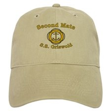 S.S. Griswold 2nd Mate's Baseball Cap