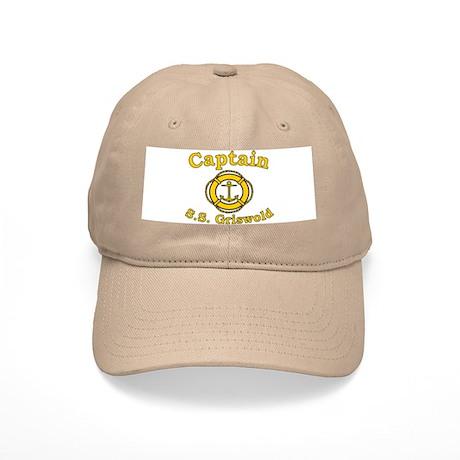 S.S. Griswold Captain's Cap