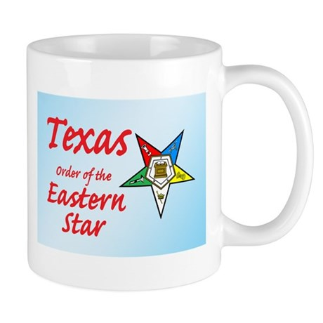Texas Eastern Star Mug