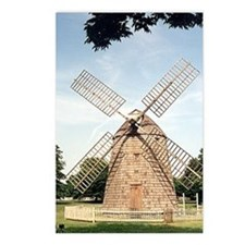 Hamptons windmill - Postcards (Package of 8)