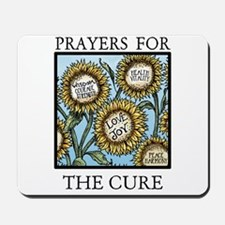 THE CURE Mousepad
