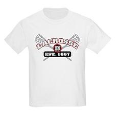 Lacrosse Est. 1867 T-Shirt