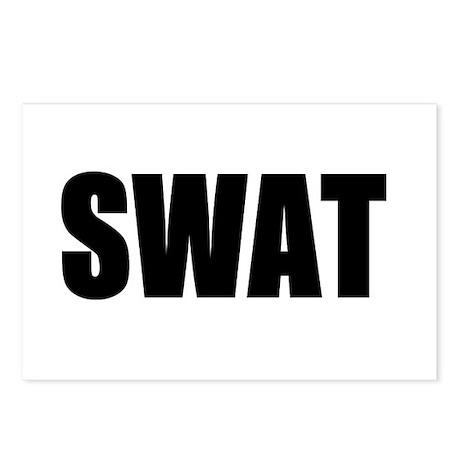 SWAT Postcards (Package of 8)