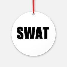 SWAT Keepsake (Round)