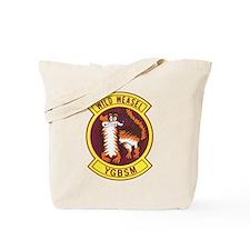Wild Weasel Tote Bag