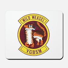 Wild Weasel Mousepad