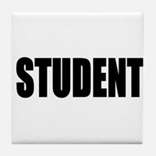 Student Tile Coaster