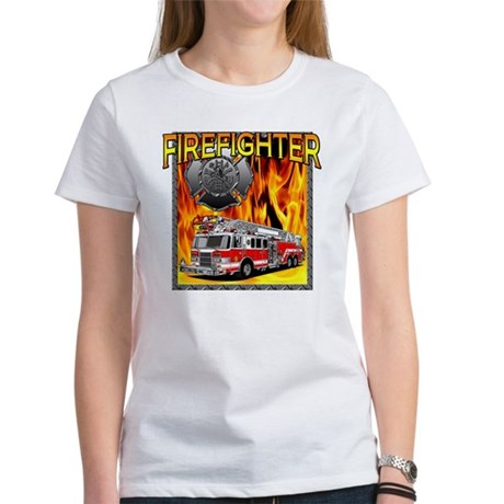 LADDER TRUCK Women's T-Shirt