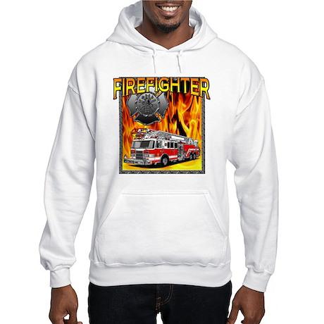 LADDER TRUCK Hooded Sweatshirt