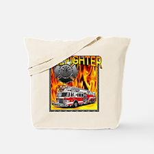 LADDER TRUCK Tote Bag