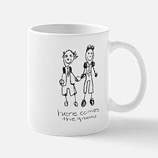 Two Groomz Mug