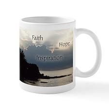 Faith, Hope, Inspiration Mug