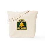 Fire Warden Tote Bag