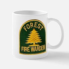 Fire Warden Mug