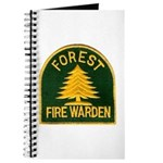 Fire Warden Journal
