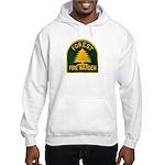 Fire Warden Hooded Sweatshirt