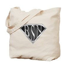 SuperBSN(metal) Tote Bag
