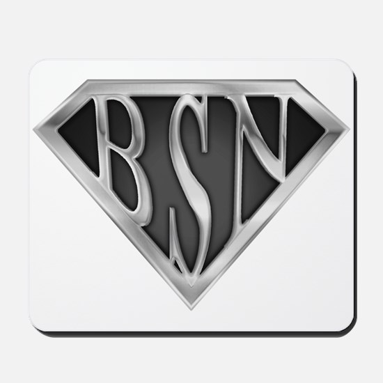 SuperBSN(metal) Mousepad