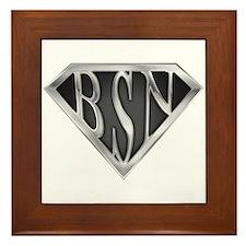 SuperBSN(metal) Framed Tile