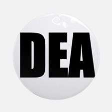 DEA Keepsake (Round)