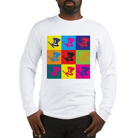Magic Pop Art Long Sleeve T-Shirt