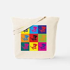 Magic Pop Art Tote Bag