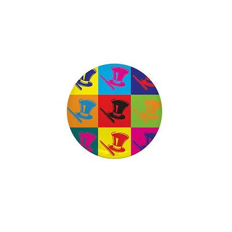 Magic Pop Art Mini Button (100 pack)