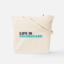 Life is Drumline Tote Bag