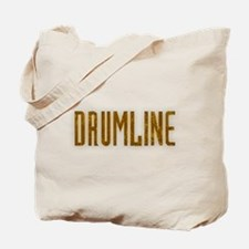 Drumline Brown Tote Bag
