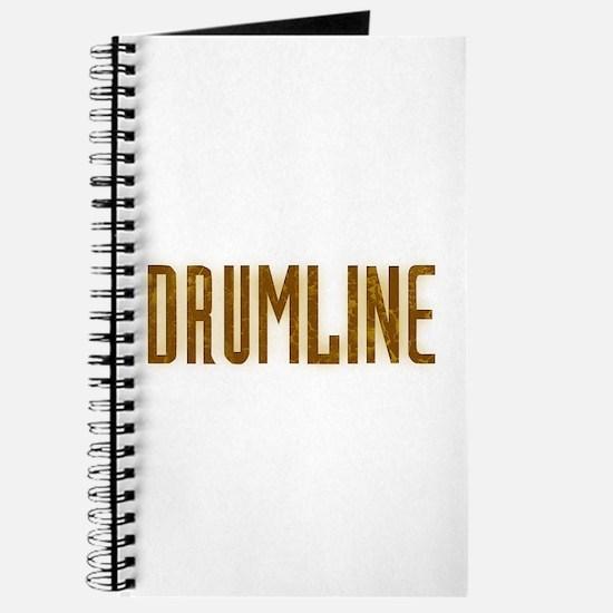 Drumline Brown Journal