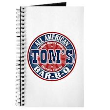 Tom's All American BBQ Journal