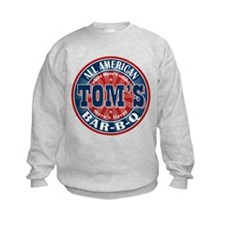 Tom's All American BBQ Sweatshirt