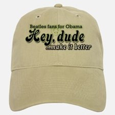 Hey Jude (Beatles fans for Obama cap)