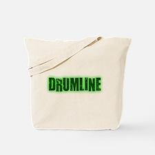 Drumline Green Tote Bag