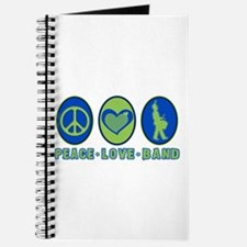 PEACE - LOVE - BAND Journal
