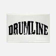 Drumline Rectangle Magnet