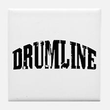 Drumline Tile Coaster