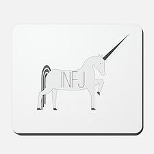 INFJ Unicorn Mousepad
