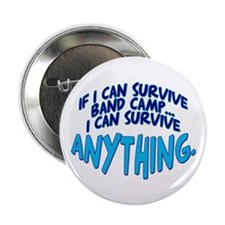 If I can Survive Band Camp... Button