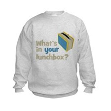 Lunchbox Sweatshirt